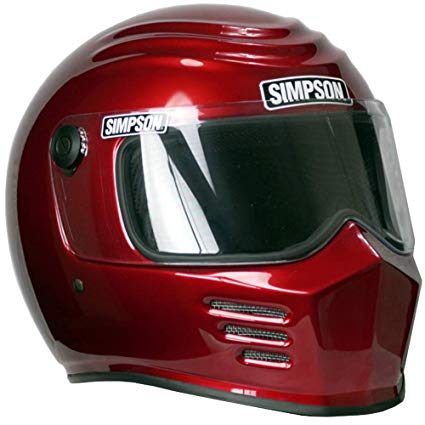 SIMPSON OUTLAW BANDIT GEN 2. - Candee Red