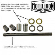 Moto Iron - Springer Front End Harley Davidson (can be used on xs650 with conversion kit)