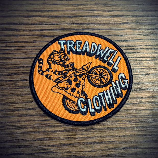 Treadwell - Yeah Yeah's Pizza Cat Patch