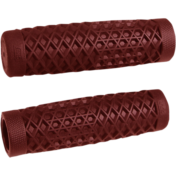 Vans X Cult Motorcycle Grips - Red