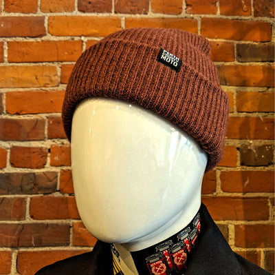 Perth County Moto - Wool Watchman Toque