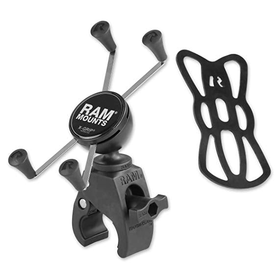 Ram Mounts X-Grip with Tough-Claw - Regular Size