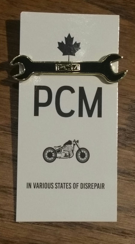 Perth County Moto- Wrench Pin