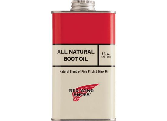 Red Wing Shoes - All Natural Boot Oil