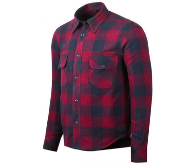 Resurgence Gear Flannel Rider Shirt - Red