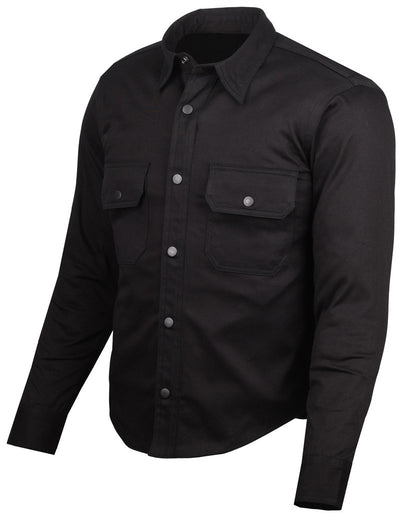 Resurgence Gear Rider Shirt (unlined) - Black