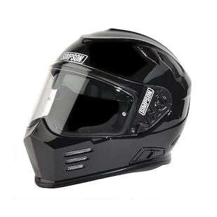 SIMPSON GHOST BANDIT - GLOSS BLACK