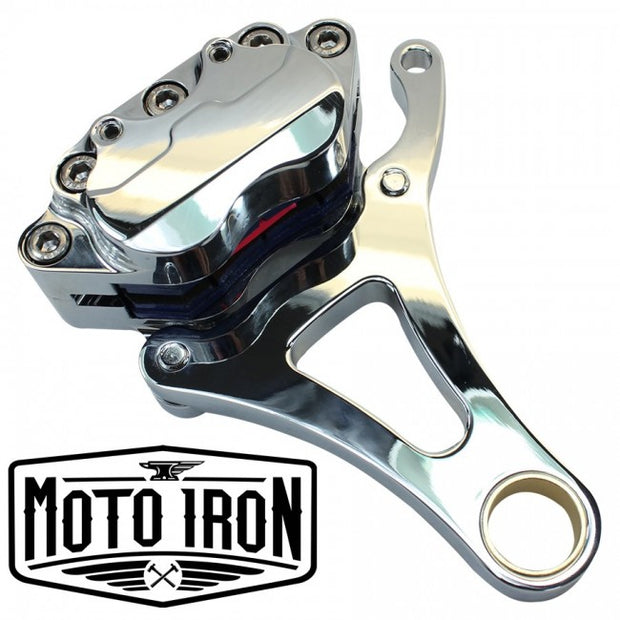 TC Bros - Springer Front End Caliper Brake Kit (Chrome)