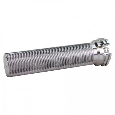 "TC Bros. - 1"" Billet Throttle Tube Aluminum"