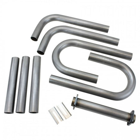 TC Bros -  DIY Builder Exhaust Kit fits Harley Davidson 3 Bolt STD Heads