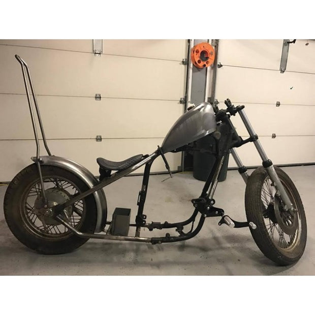 TC Bros - Sissy Bar Kickback Tall