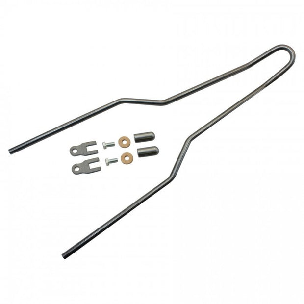 TC Bros-Kickback Sissy Bar DIY Kit Short