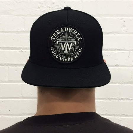 Treadwell Clothing - Good Vibes Hat