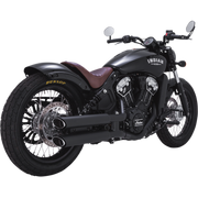 Vance and Hines Twin Slash Slip-On Mufflers