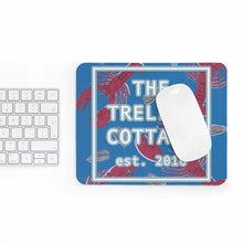 Logo Lobster Mania Mousepad