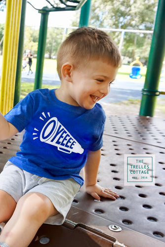 Oyee Kids Toddler Tee