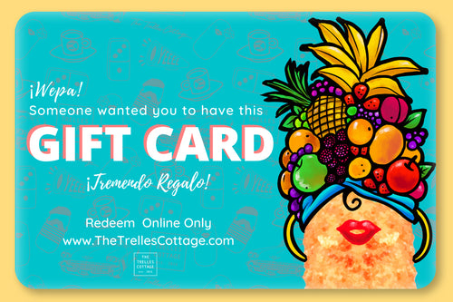e-Gift Card to The Trelles Cottage