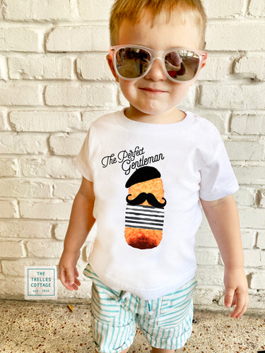 The Perfect Gentleman Toddler Tee
