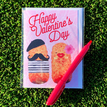 Happy Valentine's Day Croqueta Cards