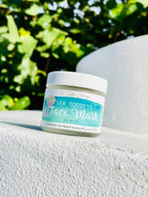 Sea Goddess Face Mask