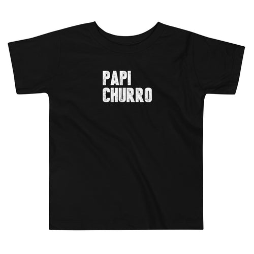 Papi Churro Toddler Tee
