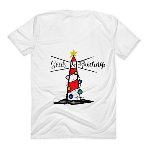 Seas & Greetings t-shirt