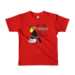 Toucan Cafe Kids t-shirt