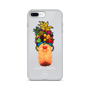 Lucy - Bonita y Sabrosa iPhone Case