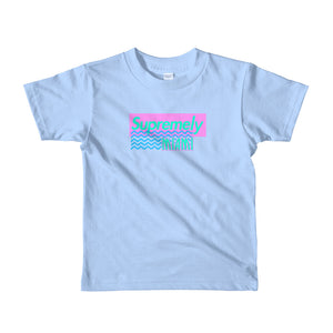Supremely Miami Kids T-shirt
