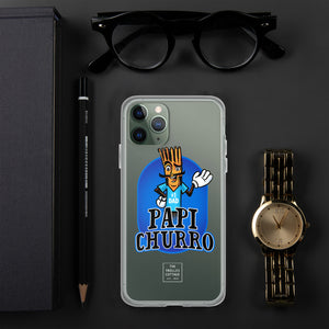 Papi Churro iPhone Case