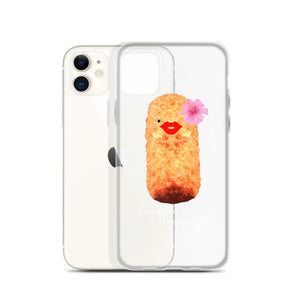 Croqueta Preparada iPhone Case