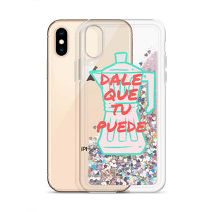 DALE - Liquid Glitter Phone Case