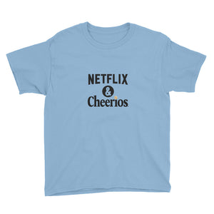 Netflix and Cheerios Youth Short Sleeve T-Shirt