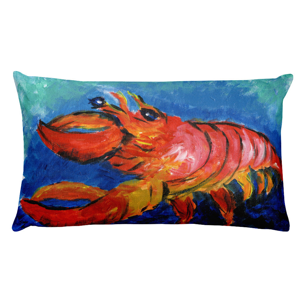 Long Lobster Pillow