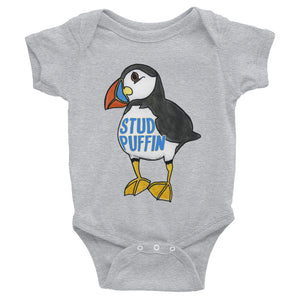 Stud Puffin Infant Bodysuit
