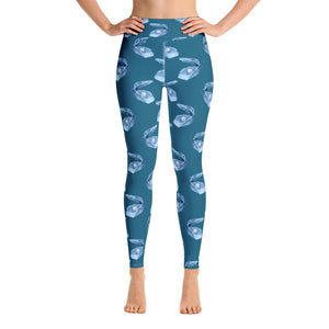 Oyster Power Yoga Leggings