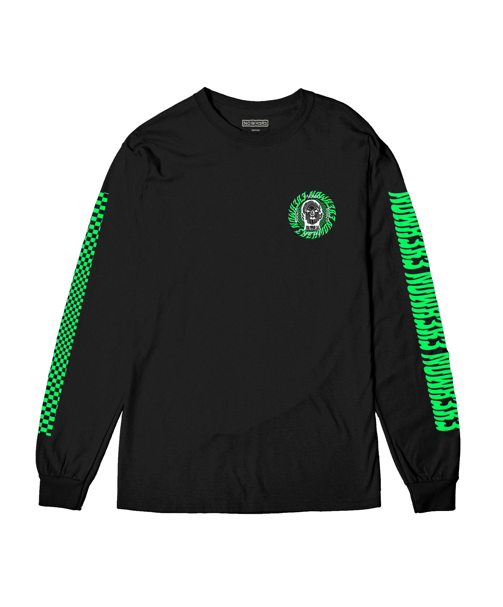 Mental Vacancy Longsleeve Tee