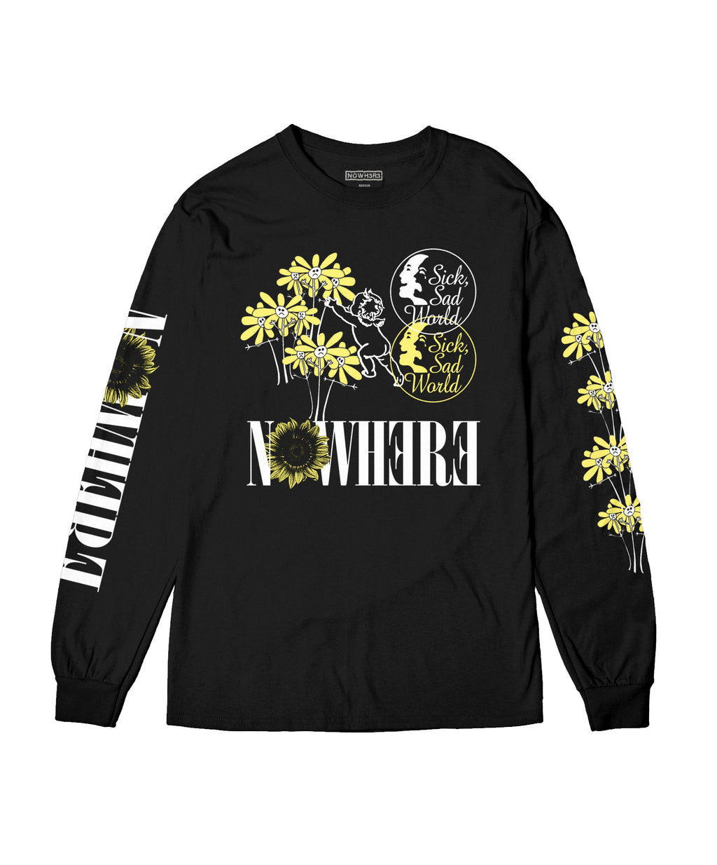 In Bloom Longsleeve Tee