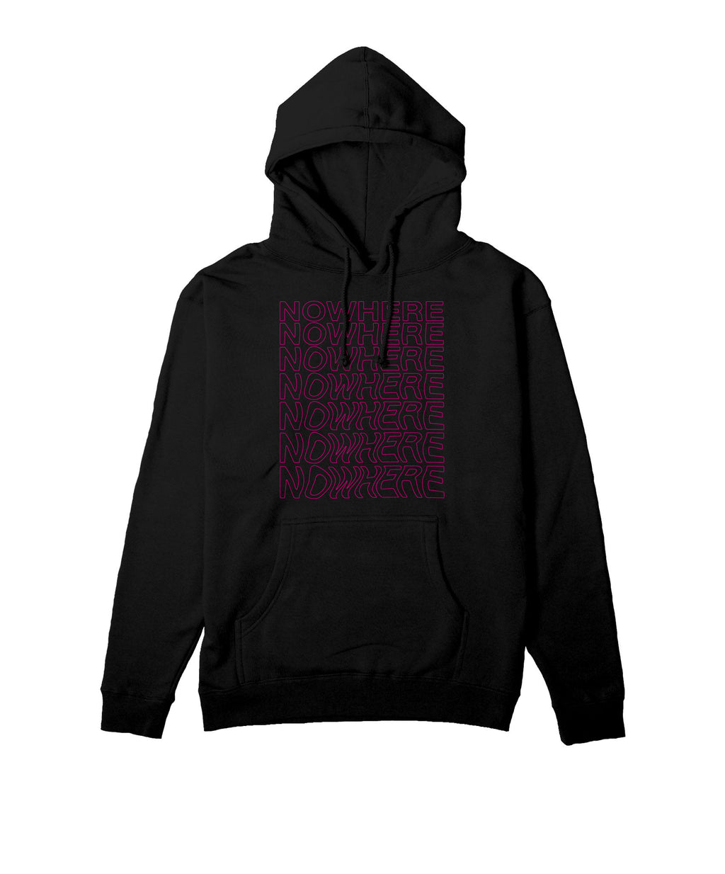 Nowhere Pullover