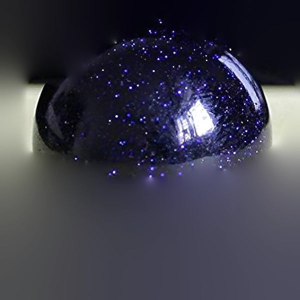 The Blue Goldstone Gemstone, a special stone
