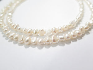 Set of Pearls Necklaces for Mom, Layered Jewelry, Gift for Bride