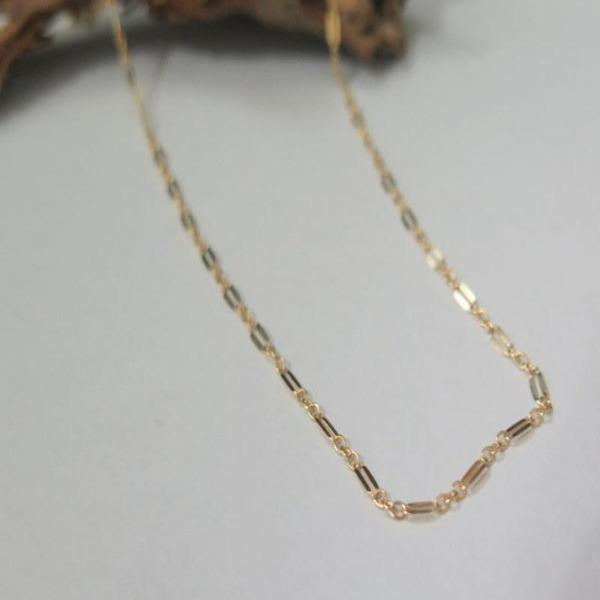 Gold Layering Necklace Simple Choker Minimalist Dainty Gift For