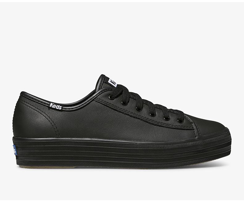 Triple Kick Leather Sneaker