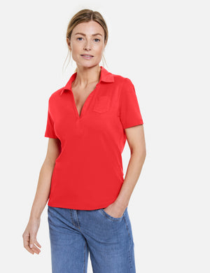 Gerry Weber Short Sleeve Polo