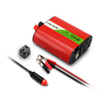 Car Power Inverter Sine Wave 110V 300/400W with Dual USB 5V 3.1A Fast Charge