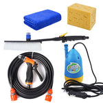 High Pressure Portable Car Washing Full Box