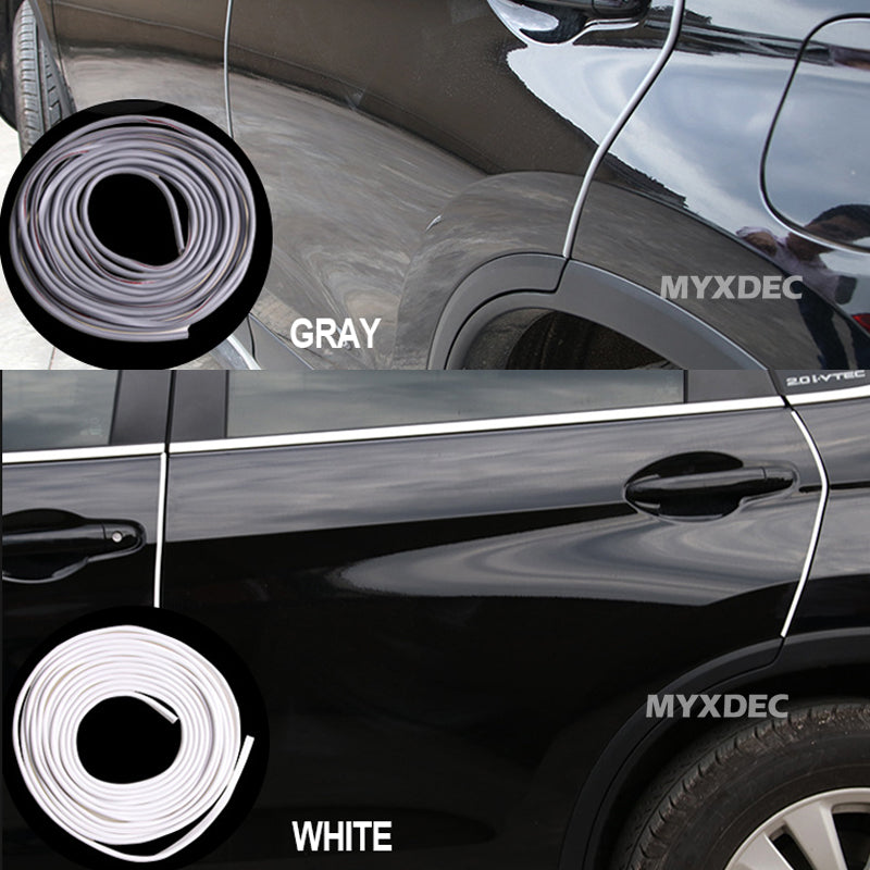 Anti Collision Open Auto Door 5m/set Stick Rubber Strip