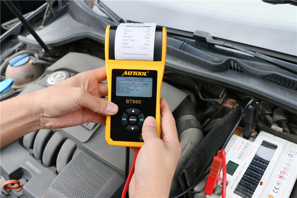 Digital Automotive Battery 12V Tester