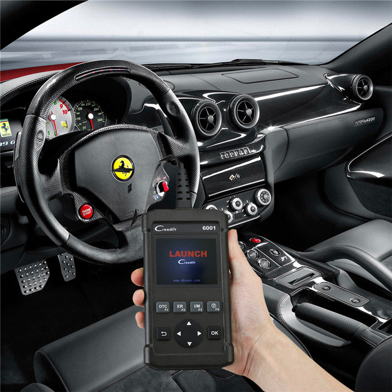 Code Reader/Scanner Data Record and Replay Car Diagnostic