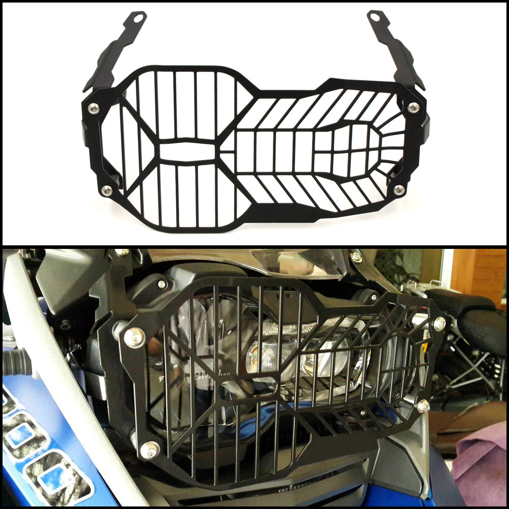 BMW R1200GS - CNC Motorcycle Headlight Guard Protector